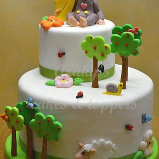 Lovely B-Day cake