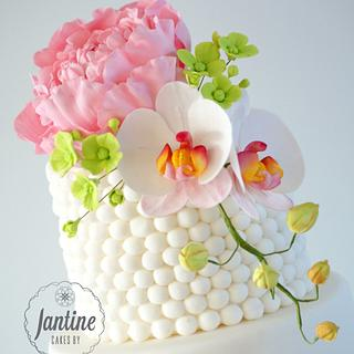 Spring is in the air - Cake by Cakes by Jantine