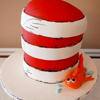 The Cake in the Hat!