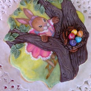 Conejita de Pascua