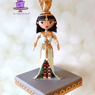 ZAHRA - Egyptian Warrior Princess for Sugar Dolls Collaboration