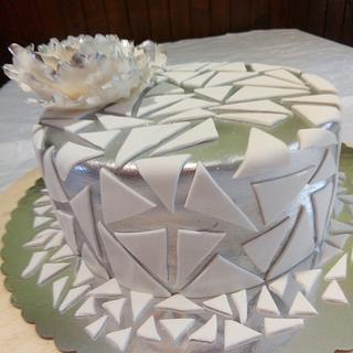 Cvet na kamenu - Cake by Vesna