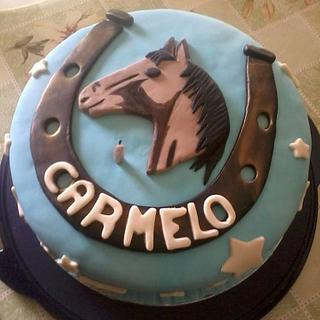 Horse Lover Cake - Cake by Unsubscribe