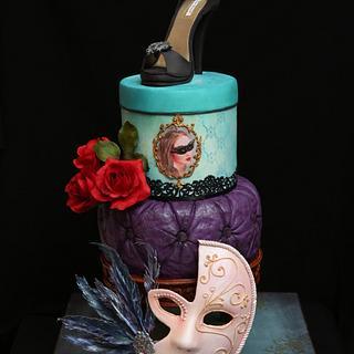 venetian - Cake by SoniaL