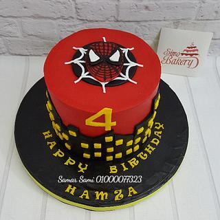 Spiderman Cake - Cake by Simo Bakery