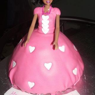 Barbie 7th Birthday - Cake by Tara MacLean