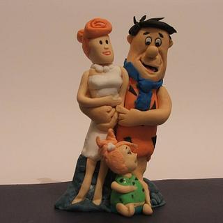 Meet the Flintstones!