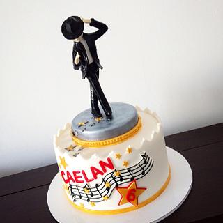 Michael Jackson - Cake by Couture cakes by Olga