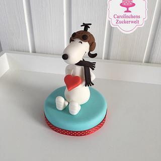 💕 Snoopy 💕 - Cake by Carolinchens Zuckerwelt