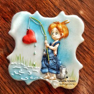 Fishing love.....