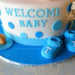 baby boy theme