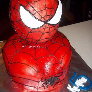 Spider-Man 5th Birthday