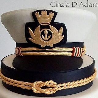 Navy Hat!!