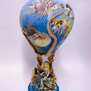 Sea World Hot Air Balloon