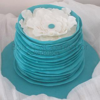 My Birthday Wedding Cake