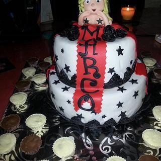birthday cake (18+)