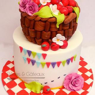 Cerise on the cake
