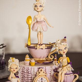 Tea time - Cake by Rossella Curti