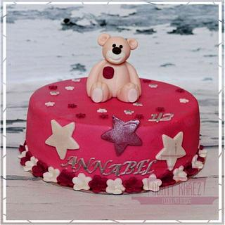 A half year cake