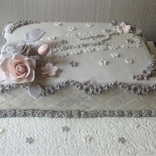 Invitation cake - Cake by Artycake