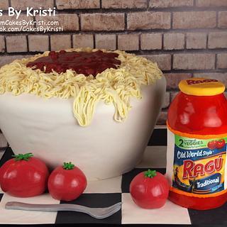 Ragu Cake