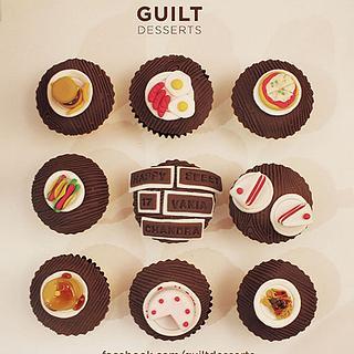 Favorite Food Cupcakes 2.0
