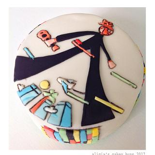 Newton Faulkner Cake