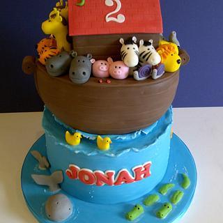 Jonah's Ark