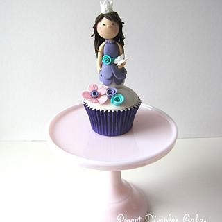 Princess Grace - Cake by SweetDimplesCakes
