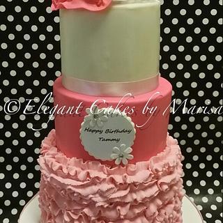 TAMMY - Cake by ECM