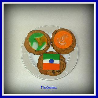 India's Independence Day Cookies
