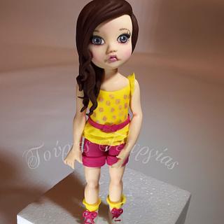 sugar doll...