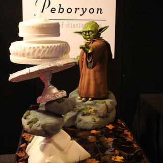 Floating cake - Cake by Peboryon