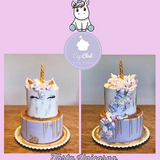🦄 Unicorn cake 🦄