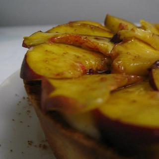fresh fruit and crunchy pastry crust simple cakes