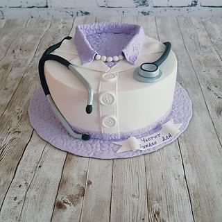 Doctors cake