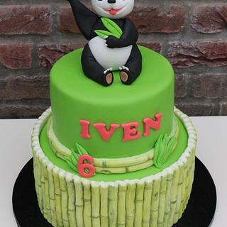 Panda cake - Cake by Taartmama