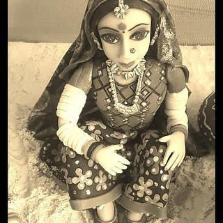 Rajasthani Tribal Women