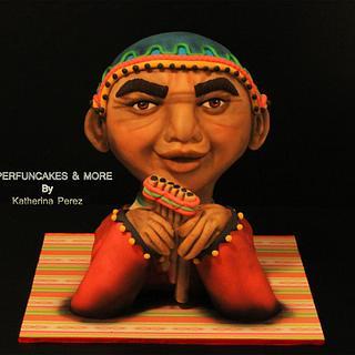 MUSIC AROUND THE WORLD - Peruvian siku