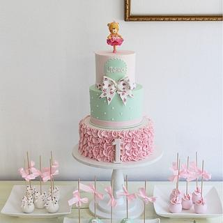 *Girly style* - Cake by Ana Marija cakes