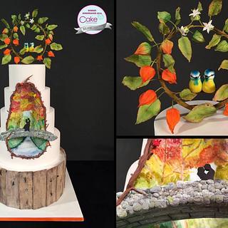 Automn Cake