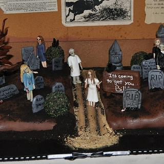Zombie Birthday Bash