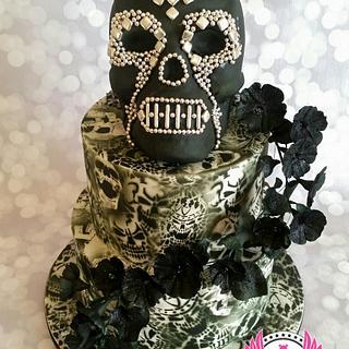 Sugar Skull Bakers 2015 Collaboration