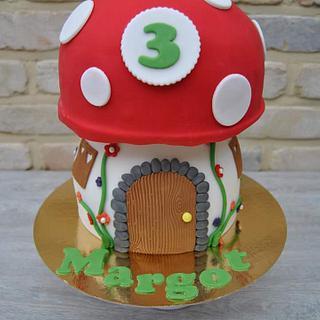 Plop  - Cake by Anse De Gijnst