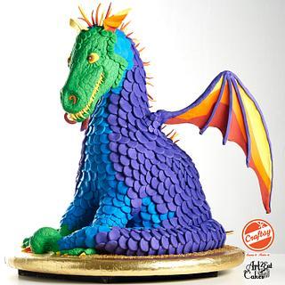 Rainbow Dragonette