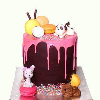 KS inspired  - Cake by Julie Manundo