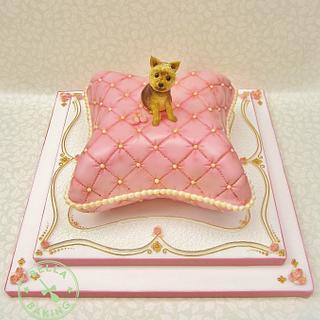Immodesty Blaize's 'Bride Cake'