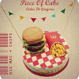 Big mac + chips