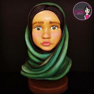Chica pakistañi