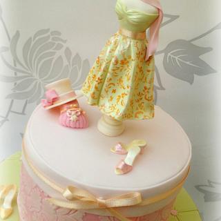 Boutique Theme Birthday